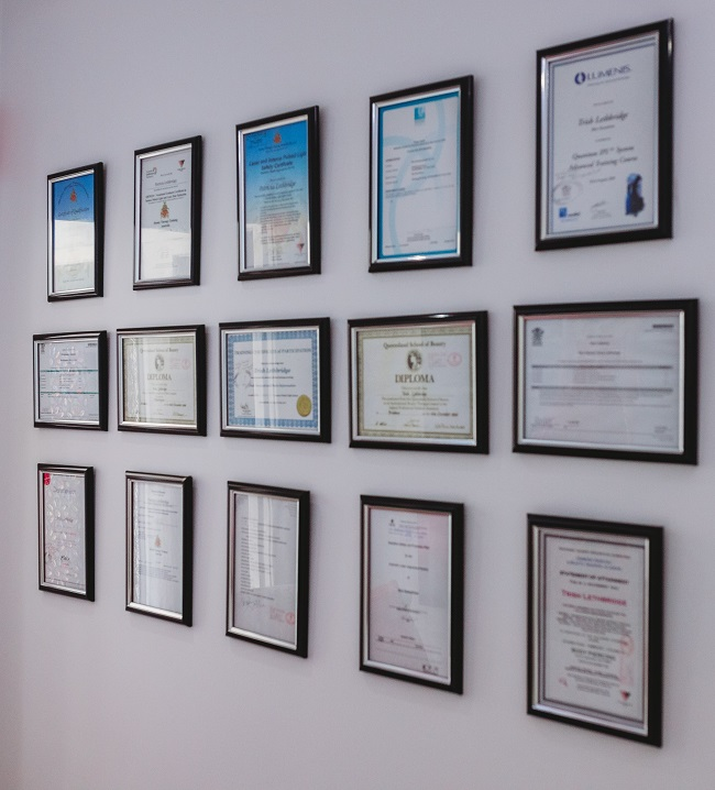 qualifications certificates diploma